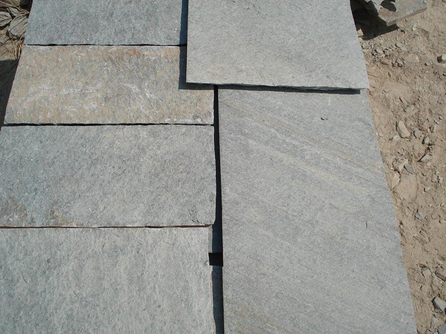 Hand cut Kavala slates