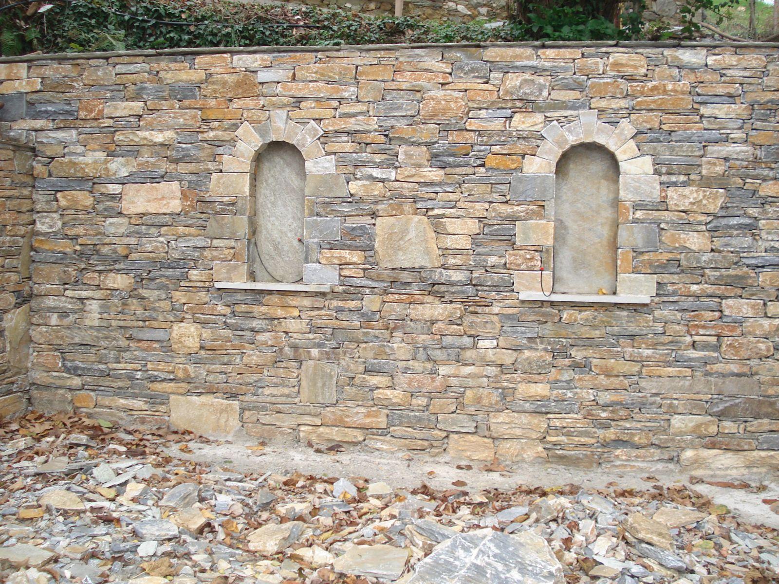 Kokkini Siki Building Stone