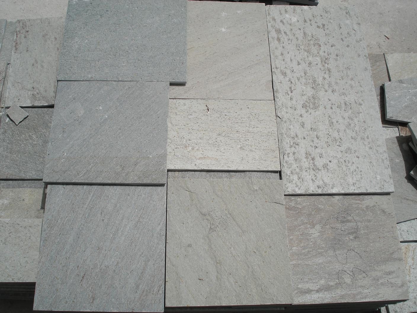 Grey Neochorio Floor Tiles