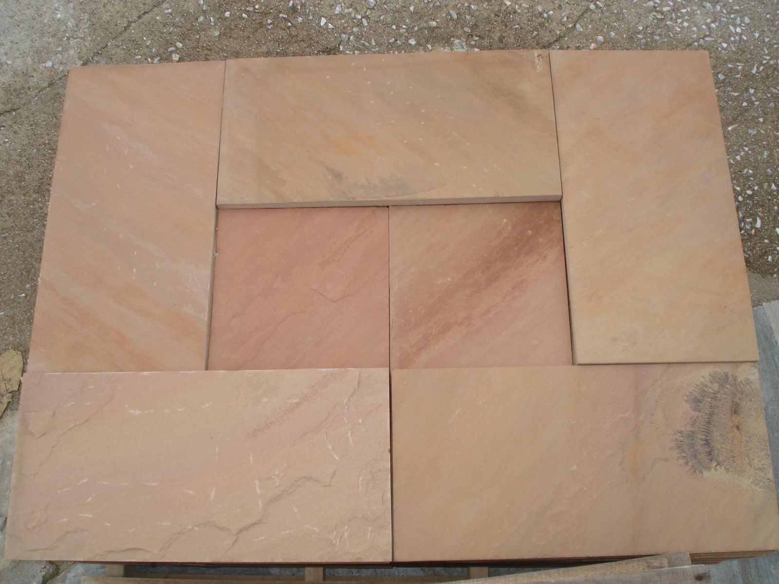 Red Floor Tiles