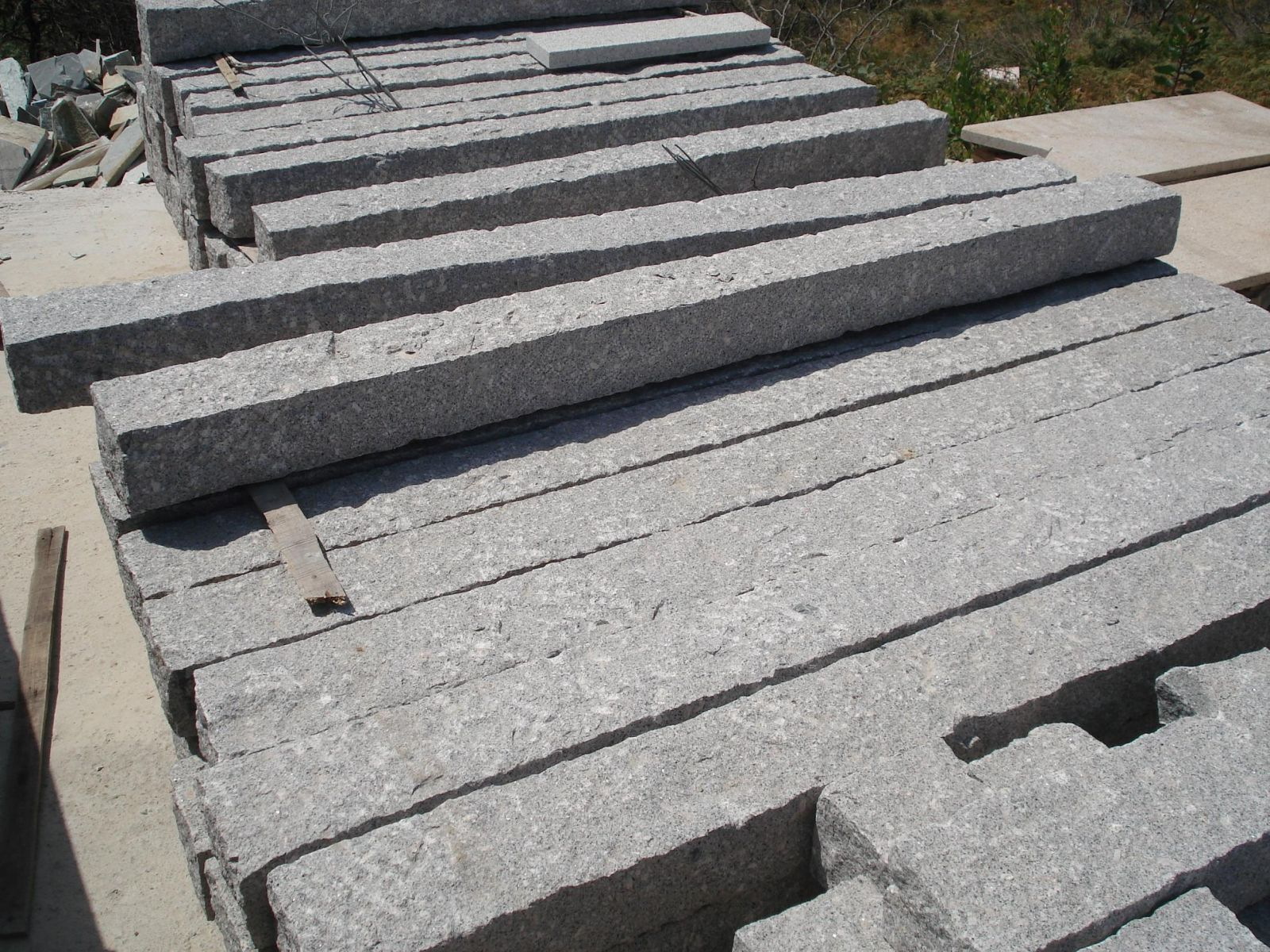 Granite Ledge Stones