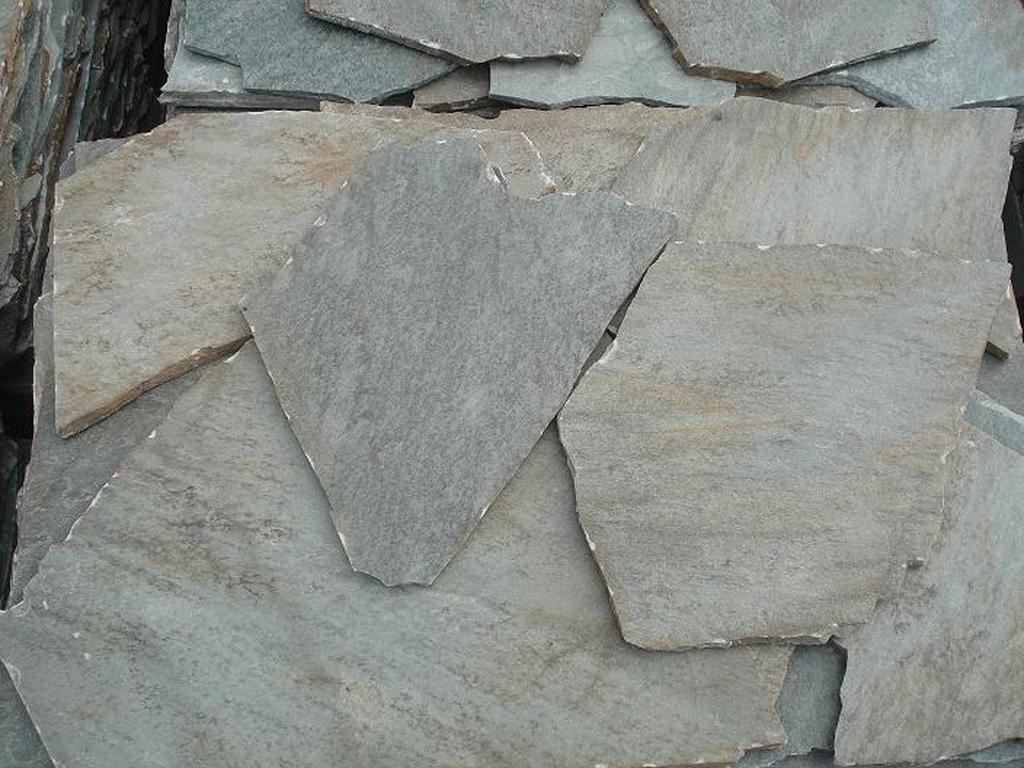 Karystos polygonal plate
