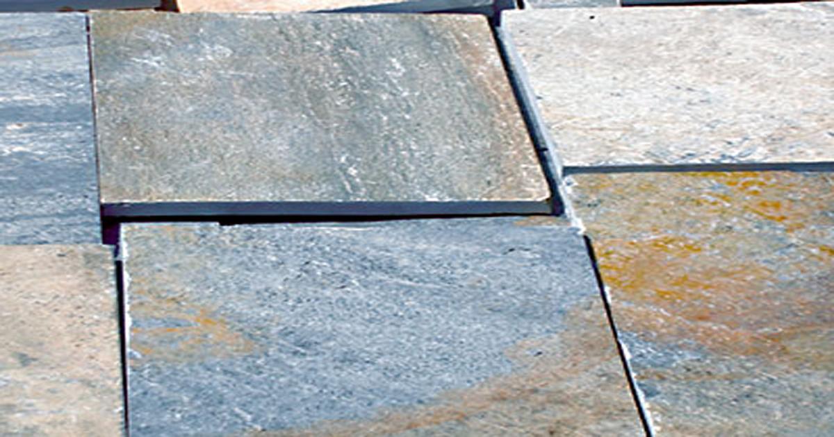 Siki Machine cut Plate Stones