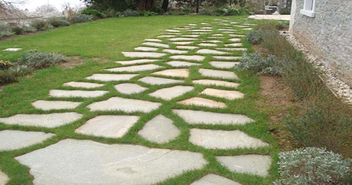 Polygonal stones