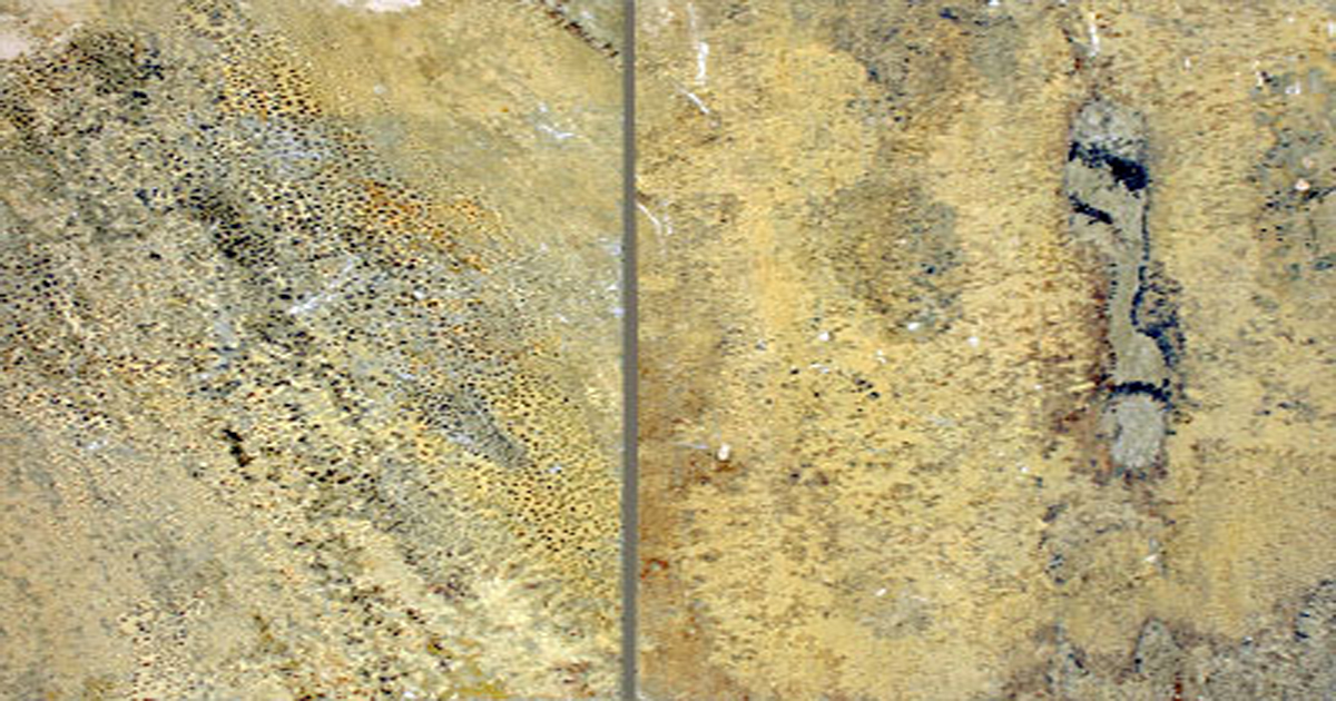 Coloured Neochorion Floor Tiles